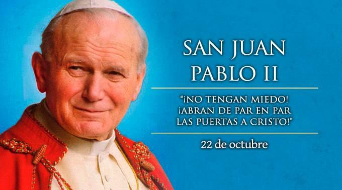 San Juan PabloII