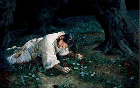 Oración en Getsemaní