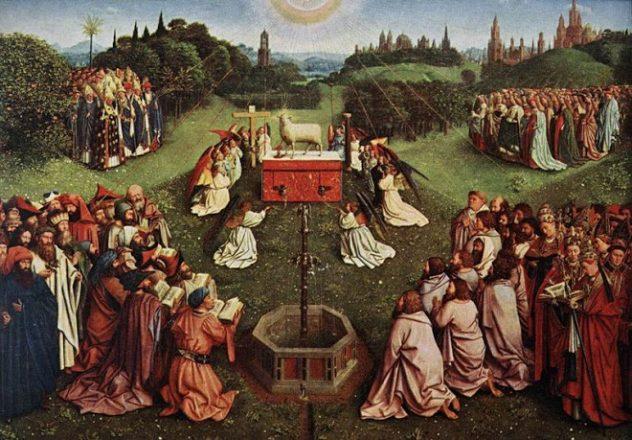 adoracion-del-cordero-mistico-corazon-de-jesus