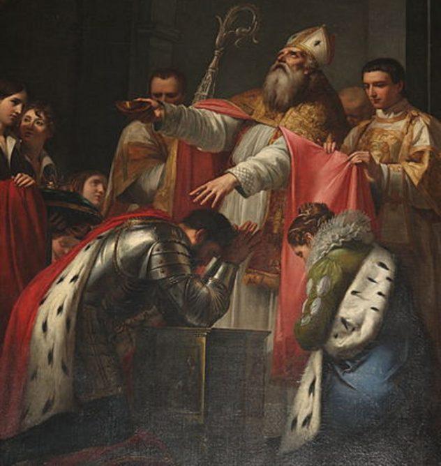 san remigio obispo de reims
