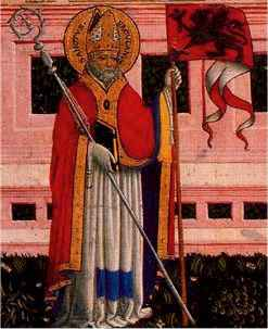 San Avito obispo de viena