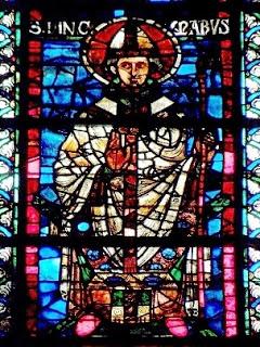 San Hincmar de Reims, arzobispo