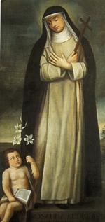 Beata Hosanna de Mantúa
