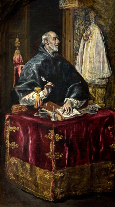 San Ildefonso Arzobispo de Toledo