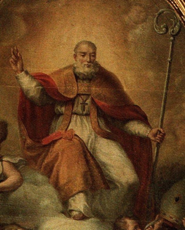 San Froilán, Obispo de León