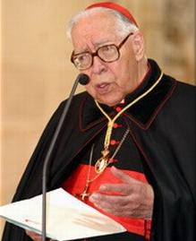 Cardenal Don Marcelo Gonzalez