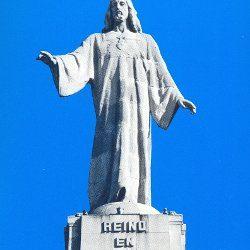 Sagrado Corazón de Jesús cerro de los Ángeles, Getafe