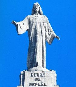 LA CONSAGRACIÓN DE ESPAÑA AL CORAZÓN DE JESÚS:  LA IMAGEN DEL CERRO DE LOS ÁNGELES