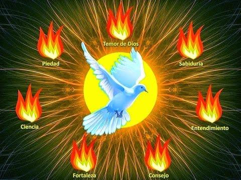 El corazón de Jesús y el Espíritu Santo IP