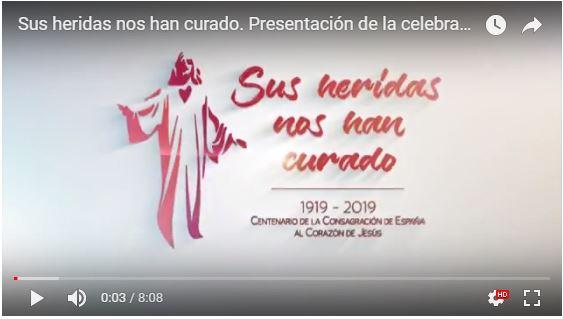 Vídeo presentación de la celebración del Centenario