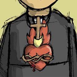 Sacerdote, Corazón de Jesús