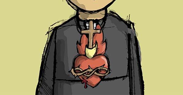 El Corazón de Jesús y el sacerdocio